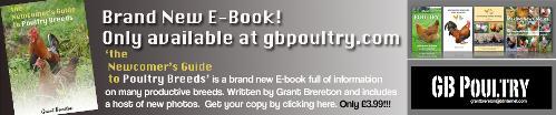 Grant Brereton Poultry Books
